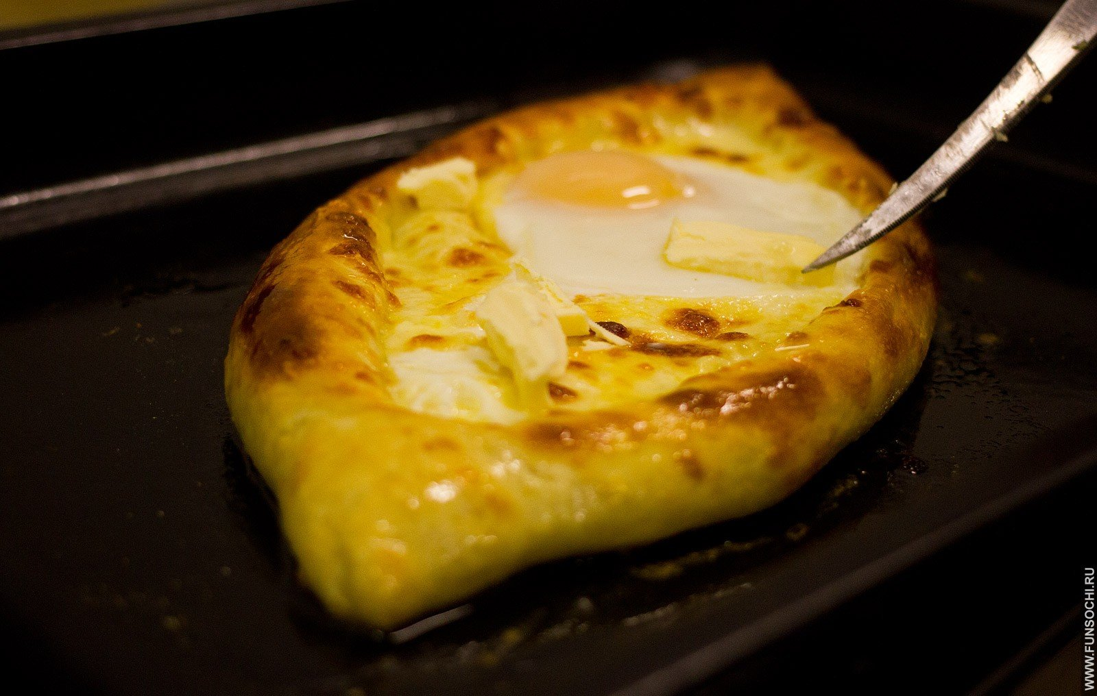 Хачапури лодочка рецепт